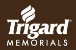 Trigard Memorials Logo