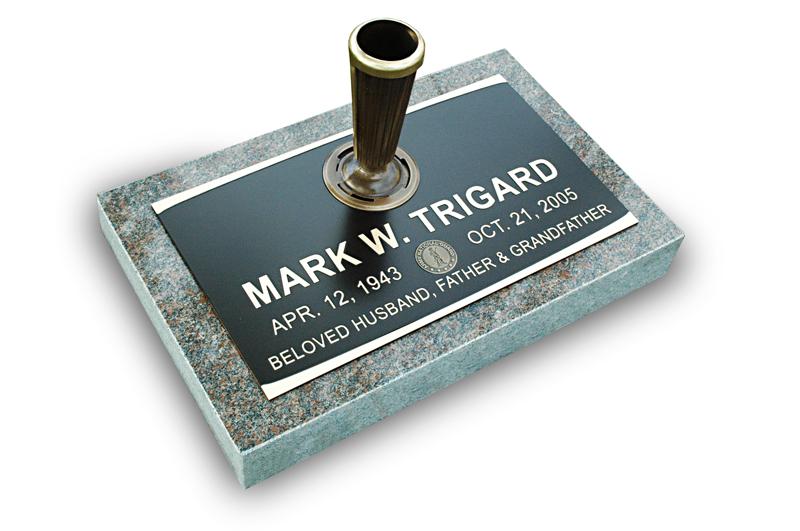 Paragon Grave Marker