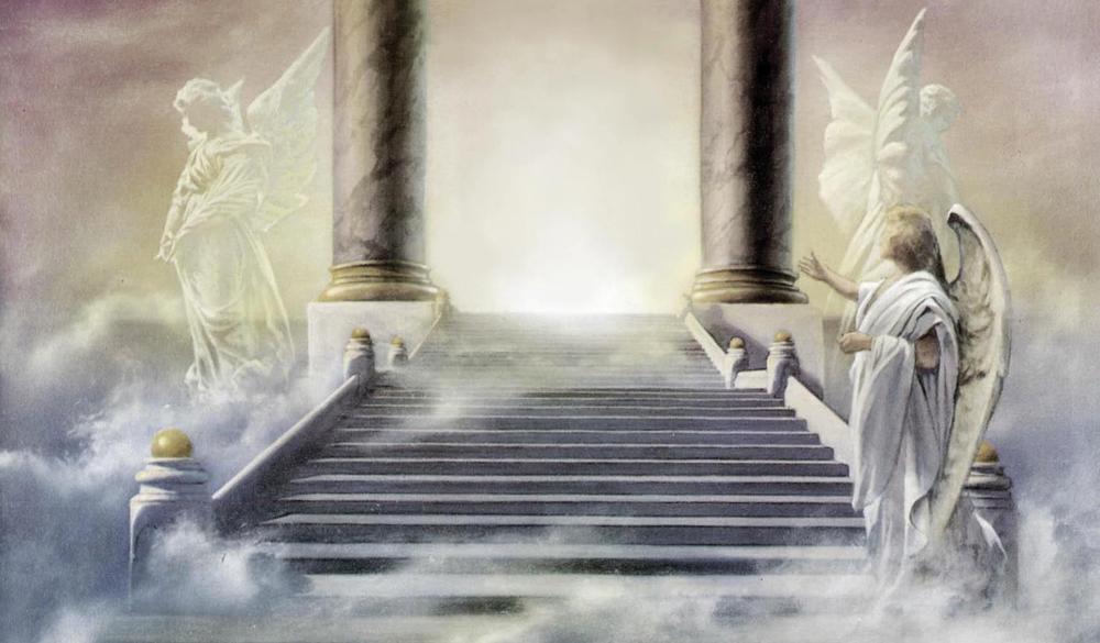 Steps of Heaven