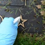 How To Clean Bronze Grave Marker