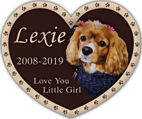 Pet Grave Markers Memorials For Dogs Cats Trigard