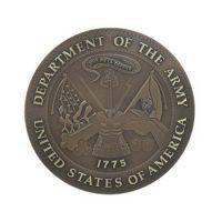 Army Bronze Medallion