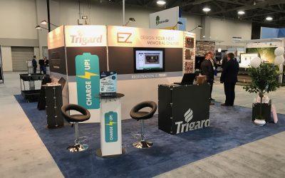 Trigard Memorials EZ Online Designer Display