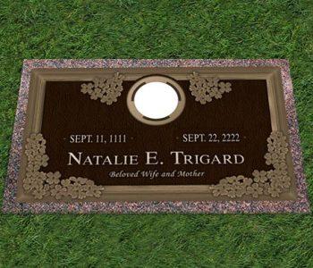 Classique Grave Marker