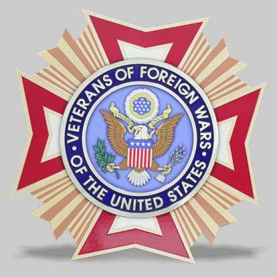 Diecut Military Emblems