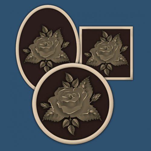 Grave Marker Emblems