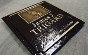 Trigard Grave Memorial