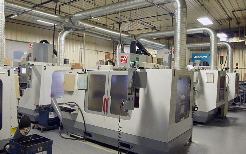 Trigard Memorials CNC Machine
